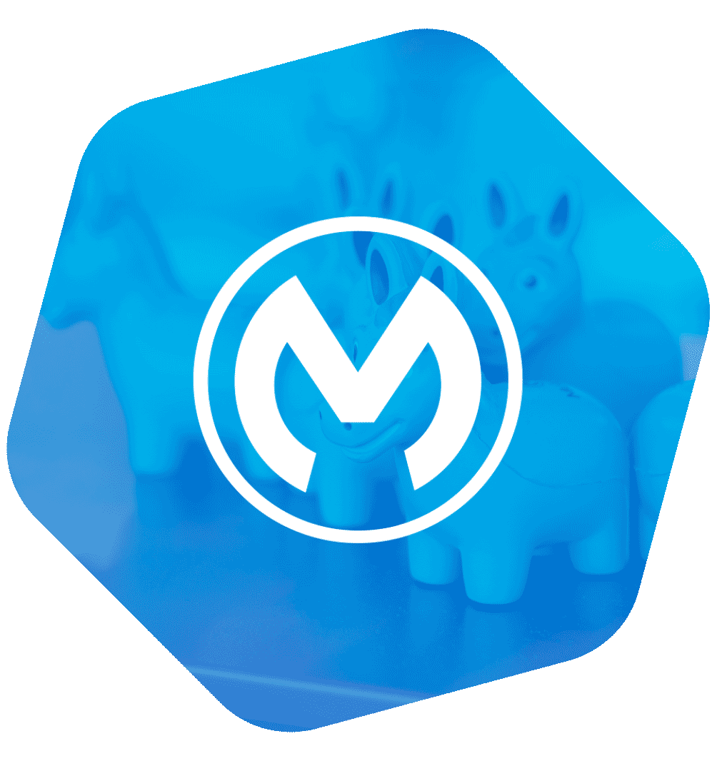Mulesoft logo and mascots