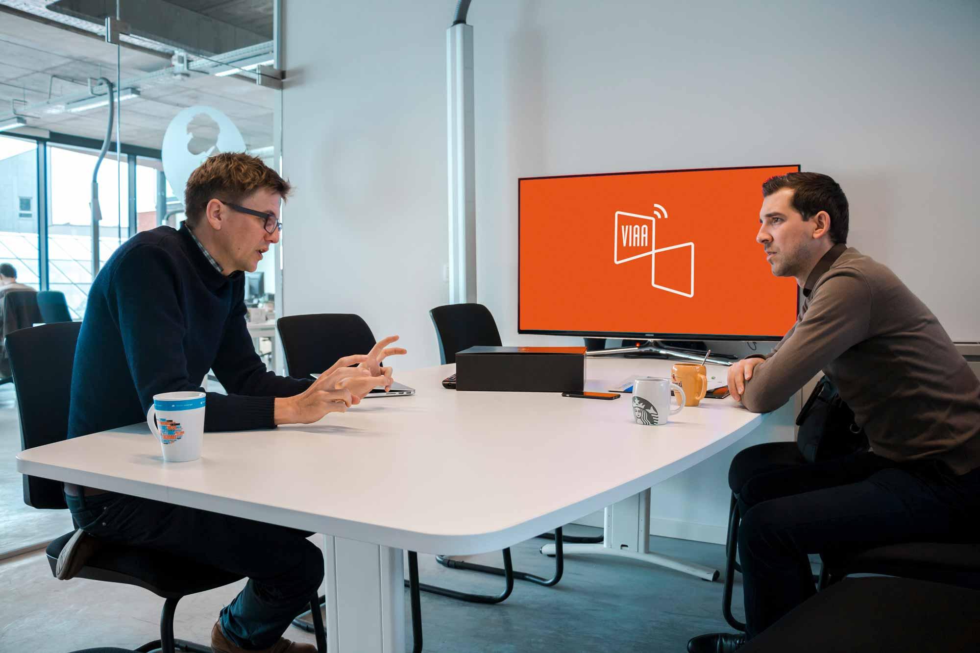 VIAA interview met Matthias Priem